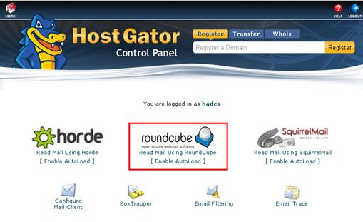 correos webmail roundcube